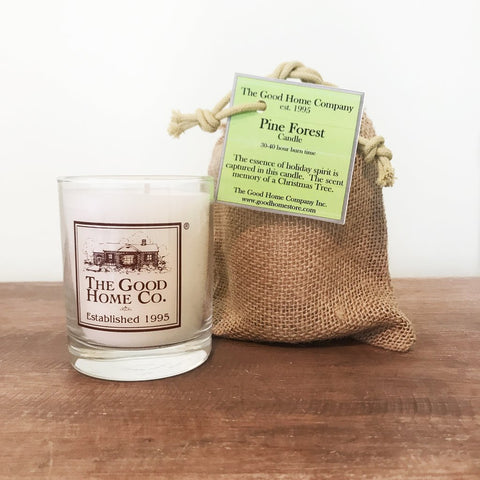 Pine Forest Candle