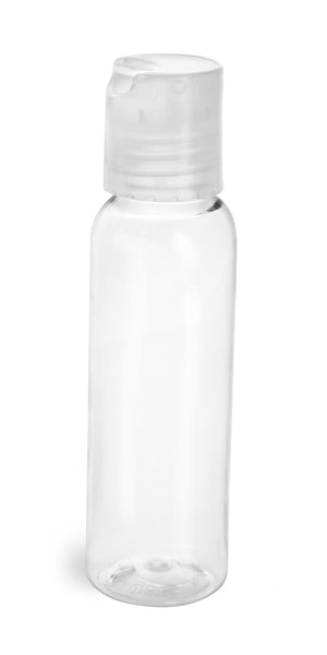 Travel Hand Sanitizer Bottle