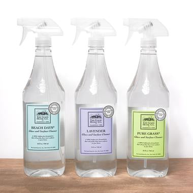 Natural laundry and cleaning products from the Good Home