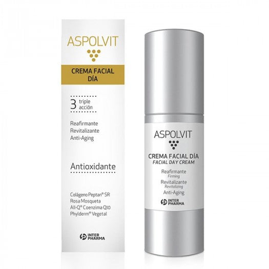 ASPOLVIT CREMA FACIAL DÍA - International Beauty Shop