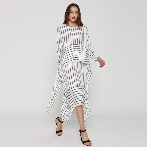 EMMONS MIDI DRESS