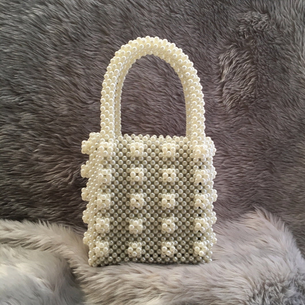 SAVIN BEADED BAG