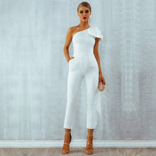 RHODE ONE SHOULDER JUMPSUIT
