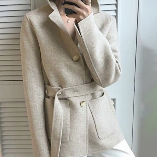 BARCLAY BLAZER COAT