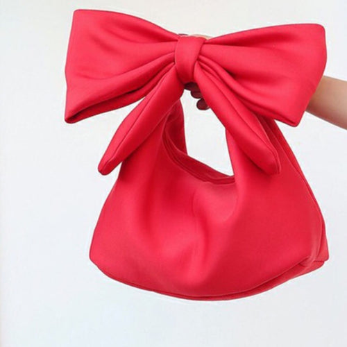 PLUMB NEOPRENE BOW BAG