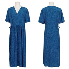 DAWNE WRAP DRESS