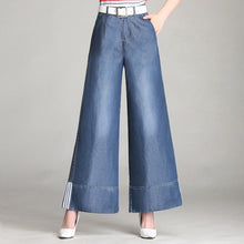 SUTTON WIDE LEG JEANS