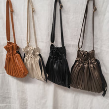 NAVIER PLEATED BAG
