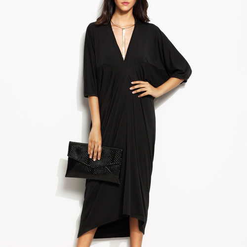 QUEDA BATWING DRESS