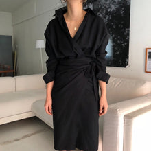 OSTUNI DRESS (BLACK)