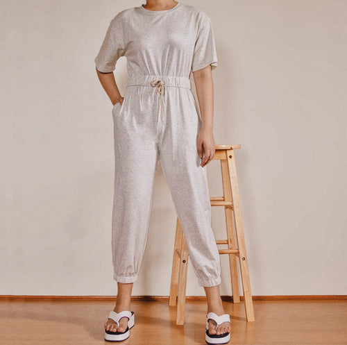 ROSNAY LOUNGE JUMPSUIT