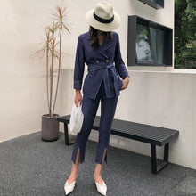 BLEECKER BLAZER & PANTS SET