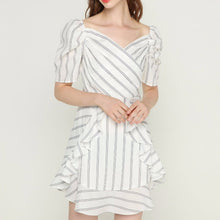 JUNEAU PUFF SLEEVE DRESS