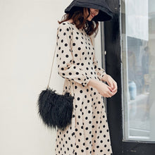 GRAYSON DOT PRINT DRESS