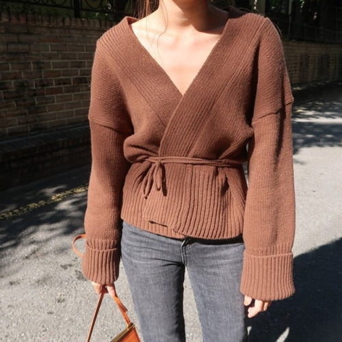 RITTER KNIT SWEATER