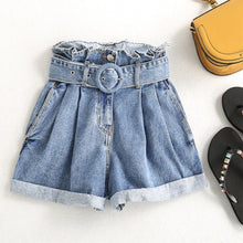 NICOLA DENIM SHORTS