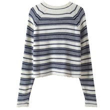 BLANCHE STRIPED SWEATER