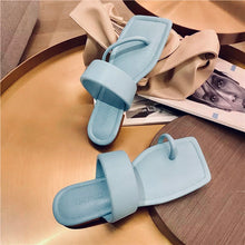 TERZAGO PADDED FLAT SANDALS