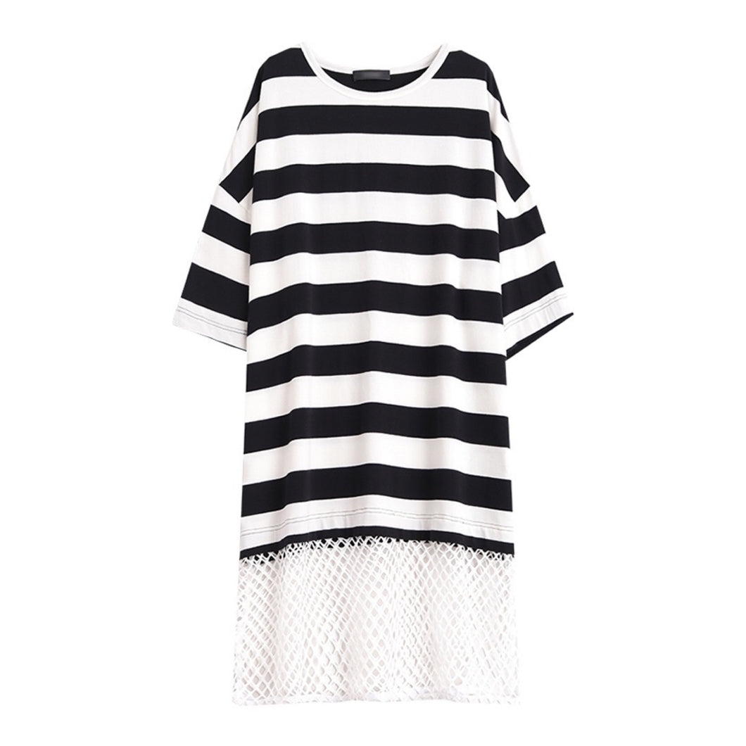DOMINY T-SHIRT DRESS