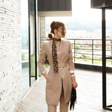 YORK BLAZER AND PANTS SET