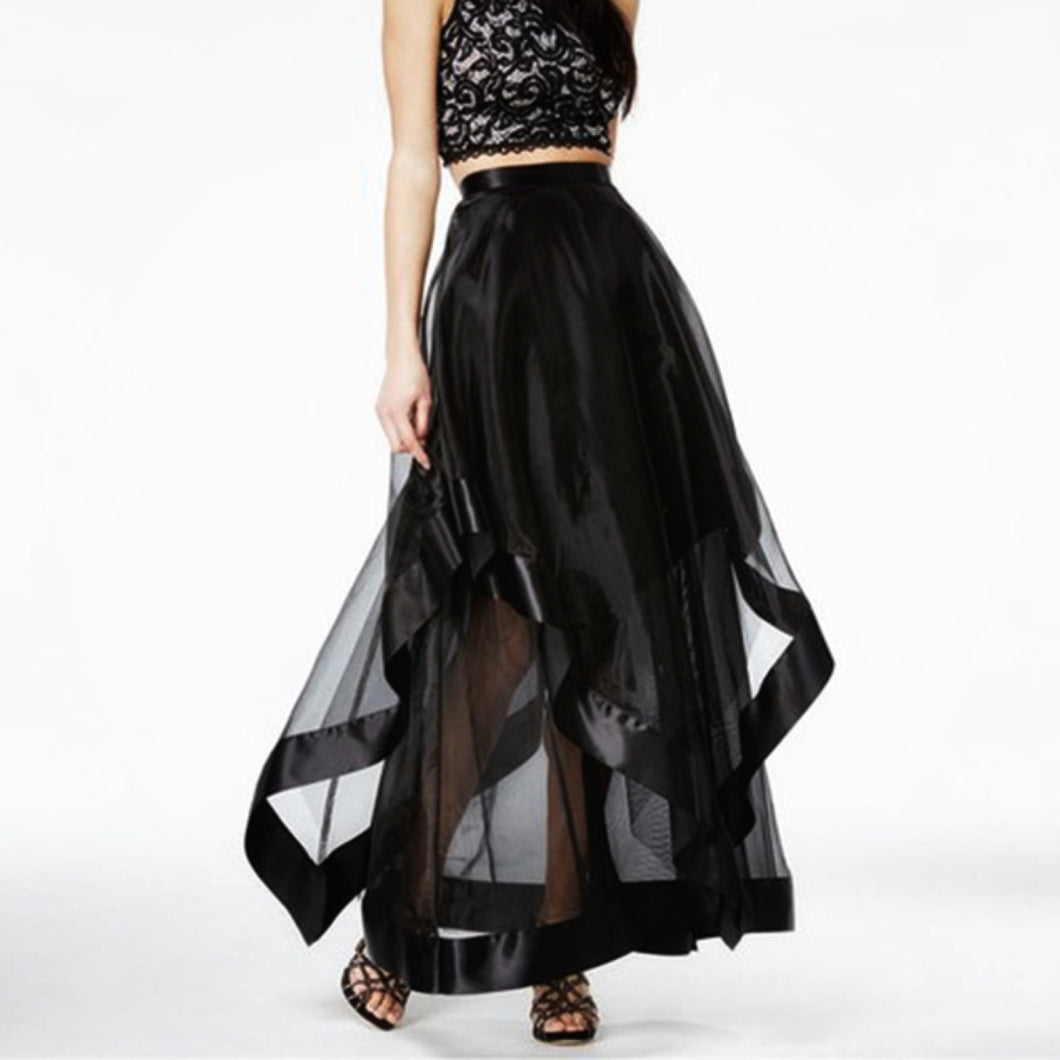 ELYSE LAYERED TULLE SKIRT