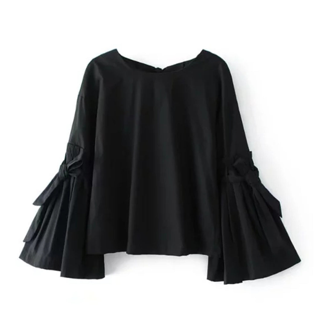 CAVALLO FLARE SLEEVE TOP