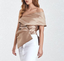 STILES ONE SHOULDER TOP