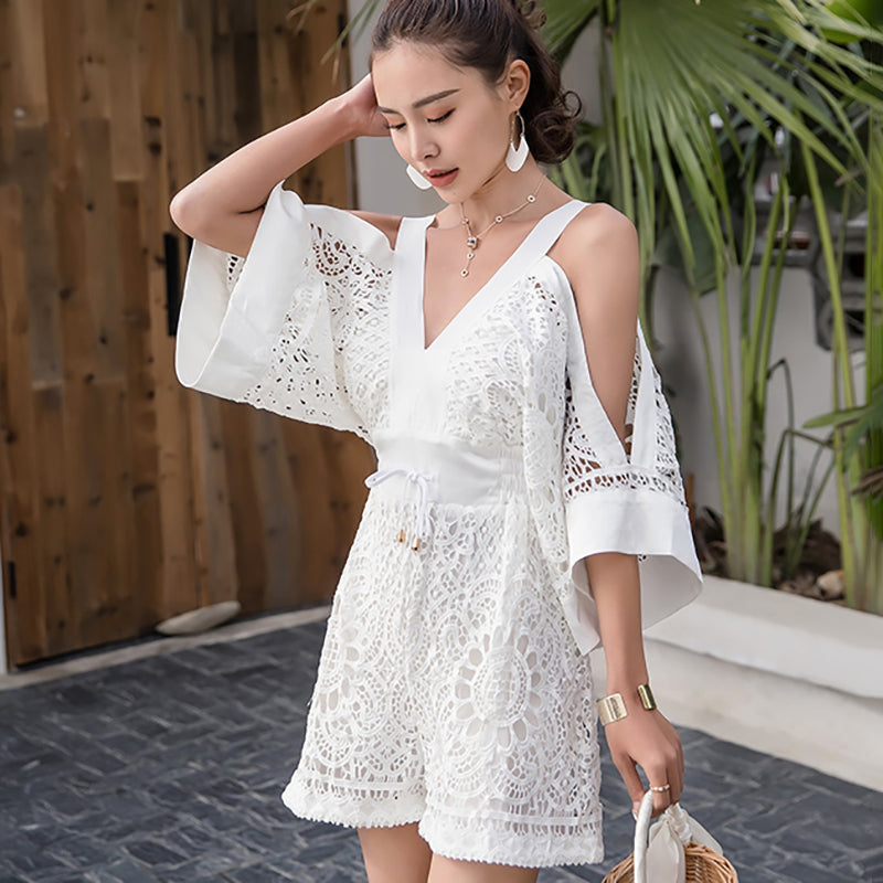 SOLARO PLAYSUIT