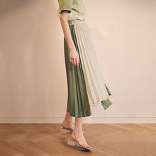 HOLMES PLEATED SKIRT