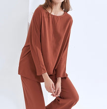 ALSTON TOP & PANTS SET