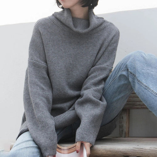 HAVRE OVERSIZED SWEATER