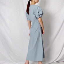 GIMONE PUFF SLEEVE DRESS
