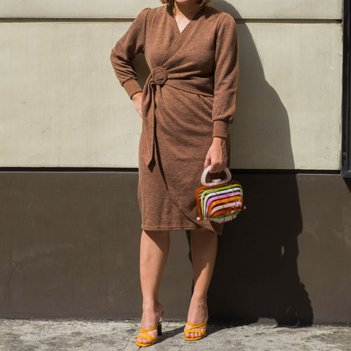 SIERRA KNIT DRESS