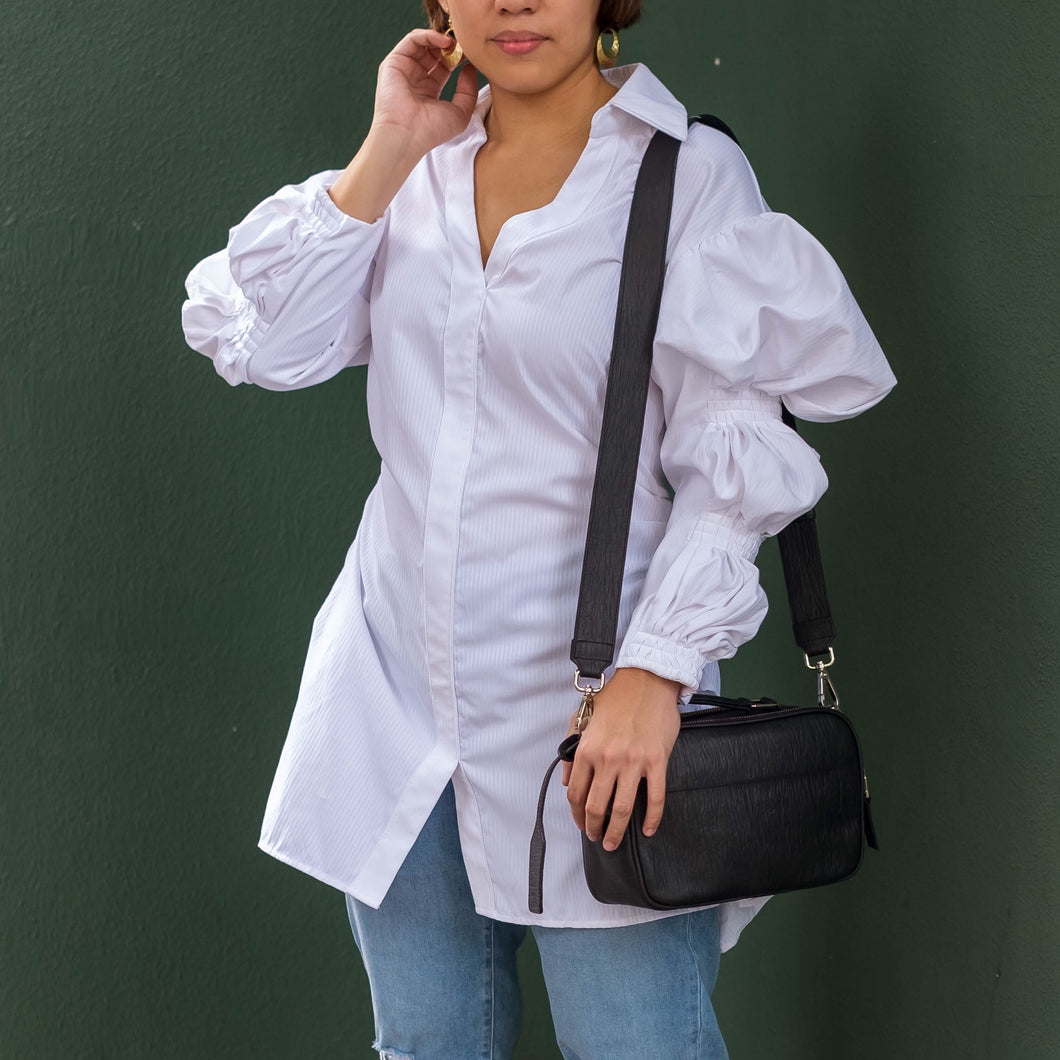 WILCOX PUFF SLEEVE SHIRT