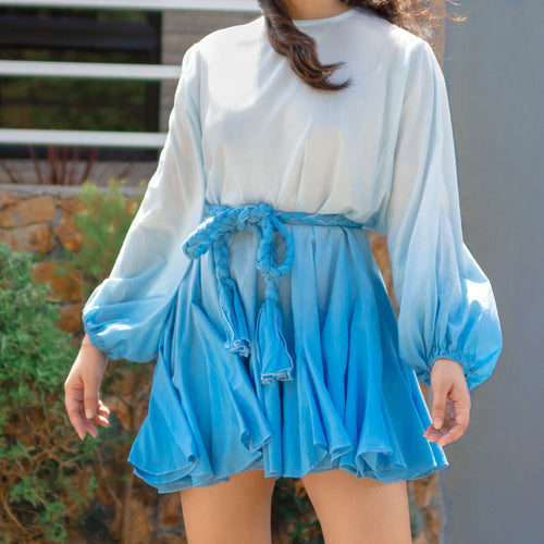 LANUVIO MINI DRESS (SOLID COLORS)