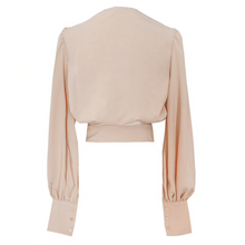 CASCINA WRAP EFFECT TOP