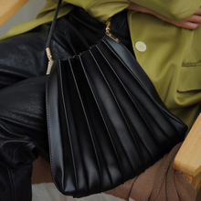 TOLEDO PLEATED BAG