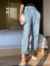 SAVERIEN HIGH WAIST JEANS
