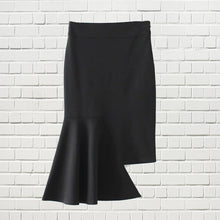 TALCA ASYMMETRIC SKIRT