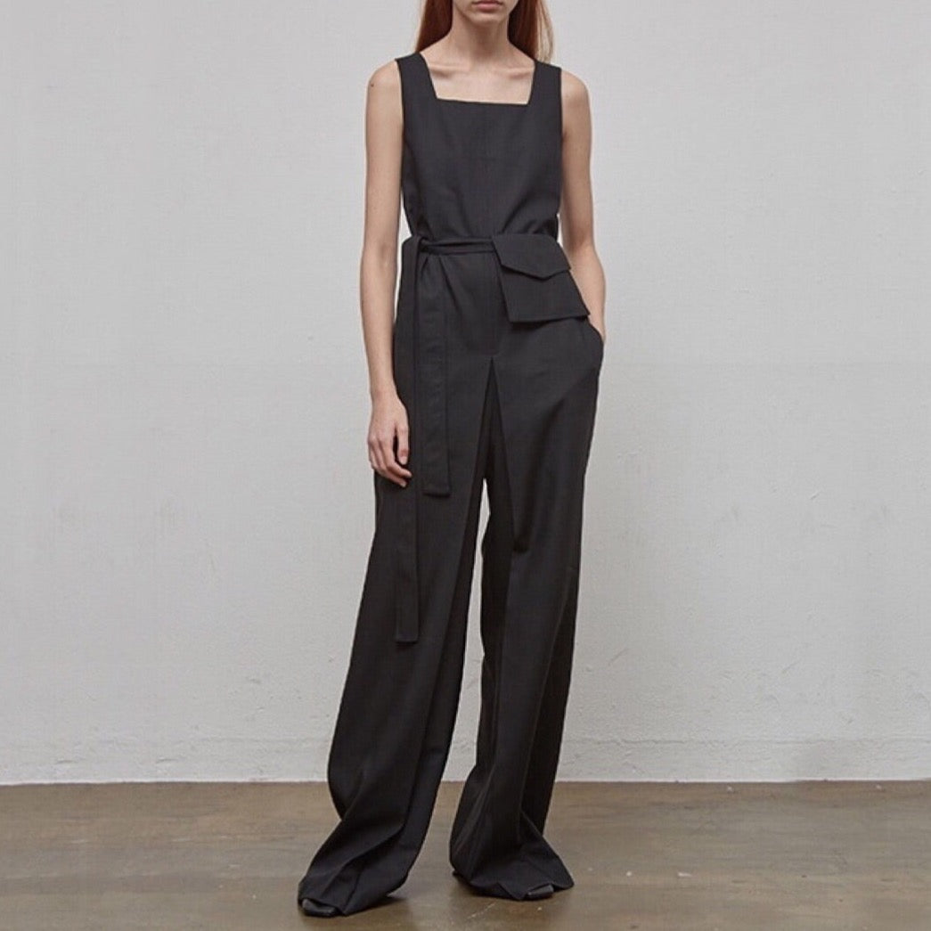 NYLA WIDE LEG JUMPSUIT