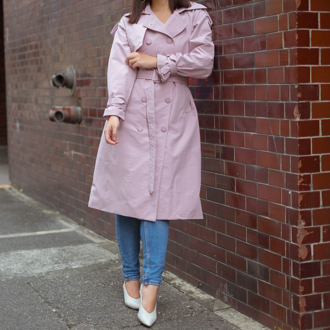MARTELLO TRENCH COAT