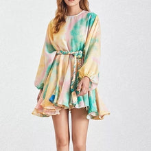 LANUVIO MINI DRESS (NEW PRINTS)