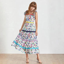 ILIA PRINTED DRESS