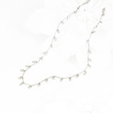 Cascabel Silver Bell Choker Necklace