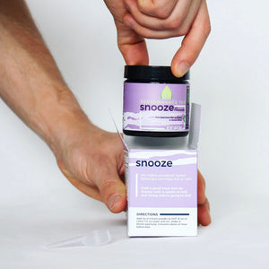 Snooze Jar - 42g (Bundle of 3)