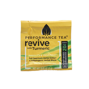 Revive Organic Instant CBD Singles (Bundle of 3)