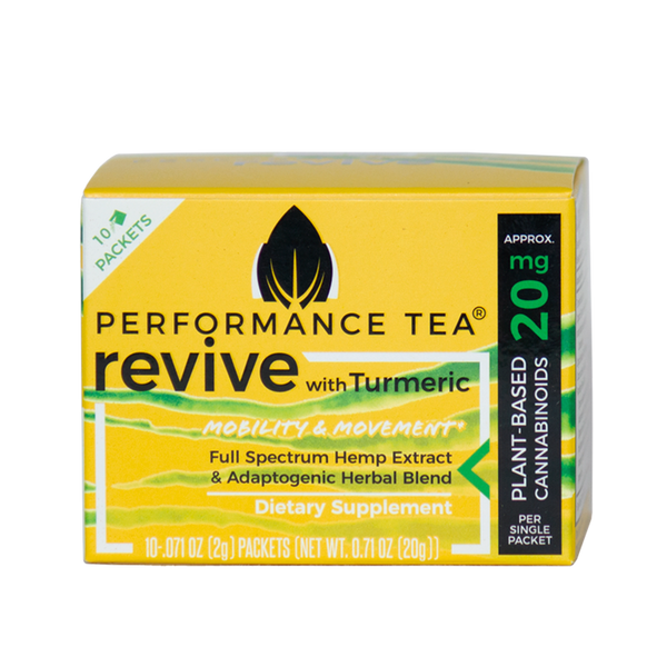 Revive CBD Singles (2g) Box (10 Servings)