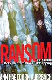 Ransom: The Untold Story of International Kidnapping-gifts-books-Shop Denison
