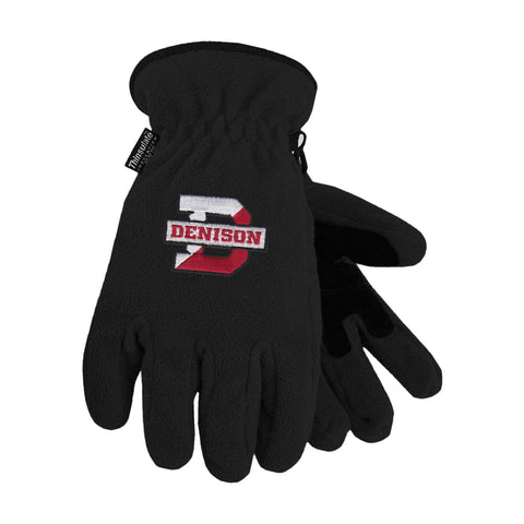 Denison Peak Fleece Gloves-accessories-outerwear-Shop Denison