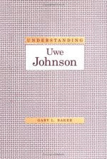 Understanding Uwe Johnson (Understanding Modern European and Latin American Literature)-gifts-books-Shop Denison